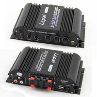 Lepai LP-168HA 2.1 2x40W Mini Car Computer Amplifier + 1x68W Sub Output + 12V/5A Power Adaptor Wholesale Free DHL