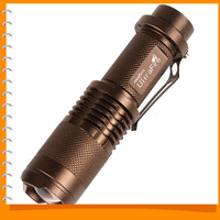 1000 Lumens CREE XML T6 LED Flashlight Torch Waterproof Energy-saving 1000lm 5 Modes Mini LED Flash Light for Caming