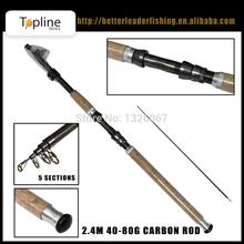 popular travel spinning rod