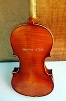 Freeshipping High Grade 4/4 European Wood  Hand Made Violin Full Set Parts Rosin Bow Violin Case