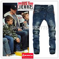 2014 Italian Famous Brand Autumn and Winter Men's Jeans,Fashion Designer Warm Quality Perfume Denim Jeans Men,Plus Size Y6088