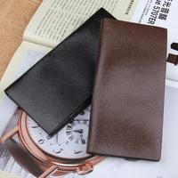 Men's Clutch Bag/Wallets Men's Bifold Wallet Gentlemen Wallets 100% Genuine Leather Wallet Free Shipping