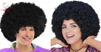 Fashion Short elegant Curly Fluffy Dance Party  Wig  *Various color selection*