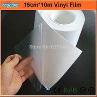 Car Sticker 15cm*10m*0.2mm Auto Car Door Protection Rhino Skin Car Humper Hood Paint Protection Film Car Wrap Vinyl Film