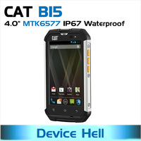 original cat b15 phone ip67 waterproof shockproof phone outdoor phone gorilla glass in stock EMS or DHL free shipping