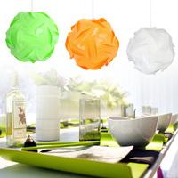 2014 New Fashion three IQ lamp light of orange green white color pendant lights,size 25cm/30cm/40cm YSLIQBOW free shipping
