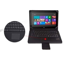 ... Keyboard Stand Leather Case For Microsoft Surface RT / Pro 10.6