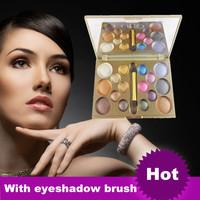 Beauty & health makeup sets cosmetics make up set waterproof glitter eyeshadow naked eye shadow palette 16 colors