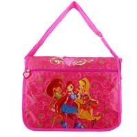 New 2014 Children School Bags for Girls WINX Bag crossbody bag Princess School Knapsack Kids messenger bags Waterproof