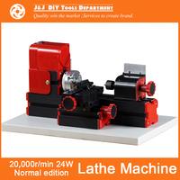 Normal editon Mini Lathe Machine with 20,000r/min, 24W  Motor ,DIY Tools as Chrildren's Gift.