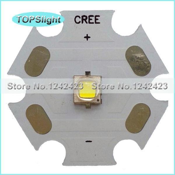 5 Pieces Flashlight LED Emitter Cree XP-G2 R5 Cool White / Warm White LED 20mm Star Module(China (Mainland))