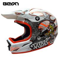 BEON Professional Motocross Helmet motorcycle off road helmet racing motociclistas capacete dirt bike helmet ECE safe Approved