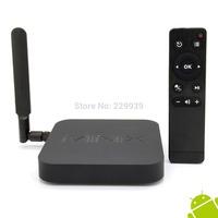 DHL FREE MINIX NEO X8-H X8 H X8H 4K Android TV Box Quad Core Amlogic S802-H 2GB 16GB XBMC  Mini PC+ MINIX NEO M1 Airmouse