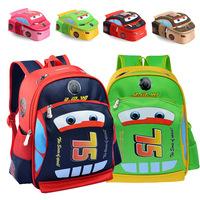 New Arrival Children's Backpacks Kindergarten Kids School Backpack kanken Oxford Cartoon Boy and Girls School Bags Mochila