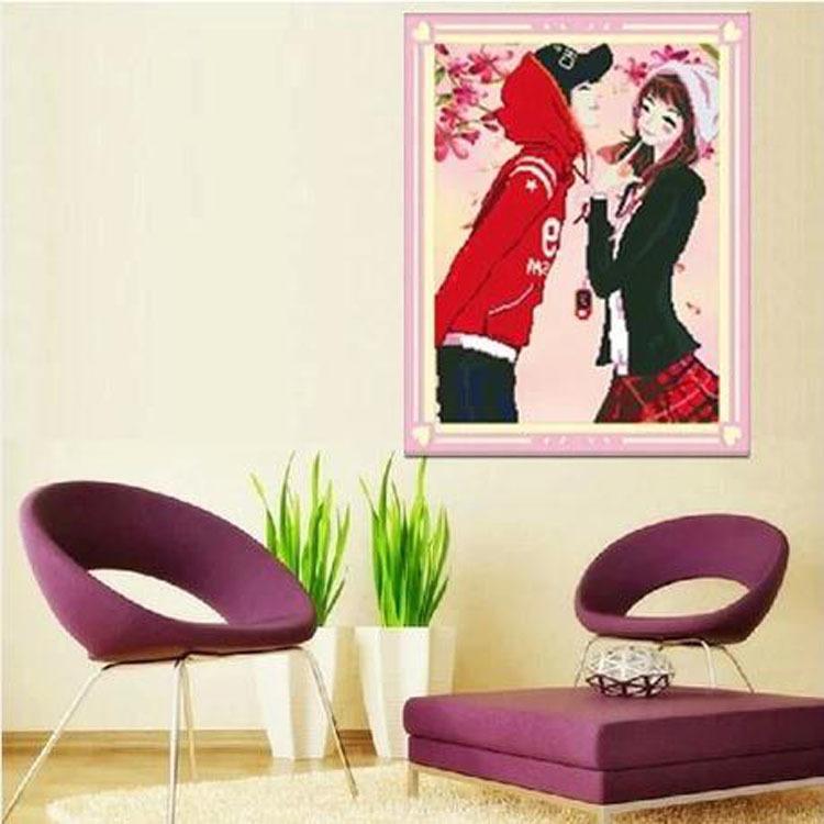 Achetez en gros d corations chambre romantique en ligne for Chambre couple romantique