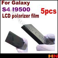 5pcs lcd  polarizer film for samsung Galaxy s4 I9500 LCD filter polarizing film polaroid