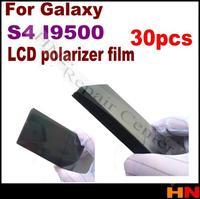 30pcs LCD Polarization Polaroid Polarized Light Film for Samsung Galaxy S4 i9500 i9505