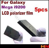 5pcs For Samsung Galaxy Mega 6.3 i9200 LCD Filter Polarizing Film Front Polarizer Polarized Light Film