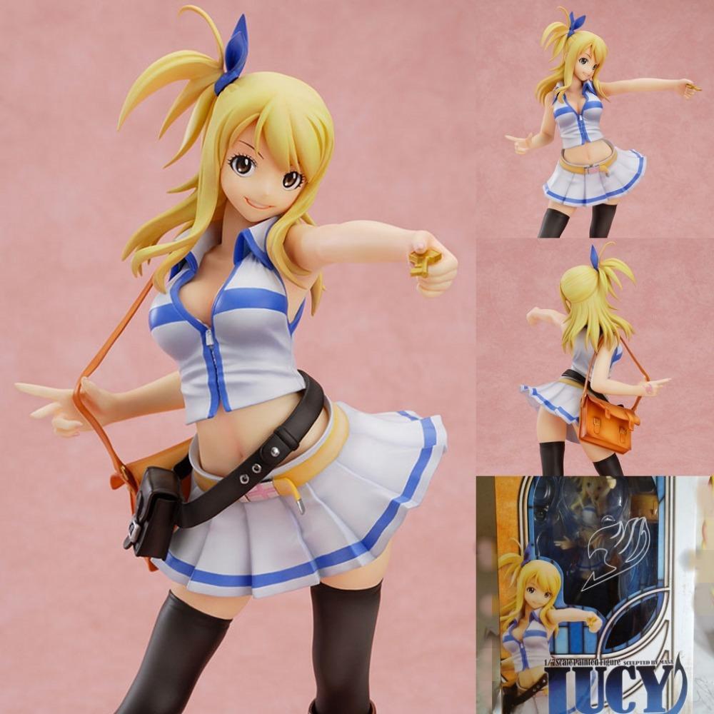 Figurine Lucy Heartfilia Fairy Tail Lucy Heartfilia