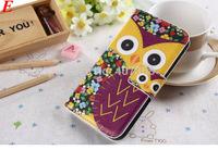 Fashion Skin Cover Case For LG G2 Mini L70 L90 Leather Case Flip Wallet With Card Holder Slot Phone Bag