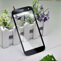 Black Color Front Cell Phones Mobile Glass Replacemnt For Explay X - tremer Capactive Touch Screen Digitizer Free Shipping Gifts