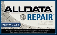 2014 Alldata 10.53+ Mitchelle 5.8.2 with 1TB Portable Drive