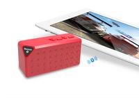 Colorful X3 Mini Portable Bluetooth Speaker Sound Box Wireless Stereo Jambox Boombox Black Red Yellow Green Blue