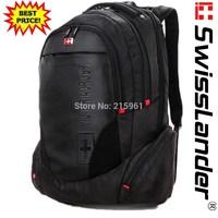 2015 Swiss swisslander mochila 15.6 inch laptop bag computer bag bolsa Laptop backpack Computer backpack for notebook tabletpc