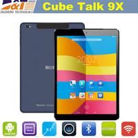 Cube Talk 9X 3G Tablet PC U65GT Octa Core 9.7 inch IPS 2048*1536 Free 8GB TF Card Talk9x GPS 2GB Ram 16GB 32GB 10000Mah