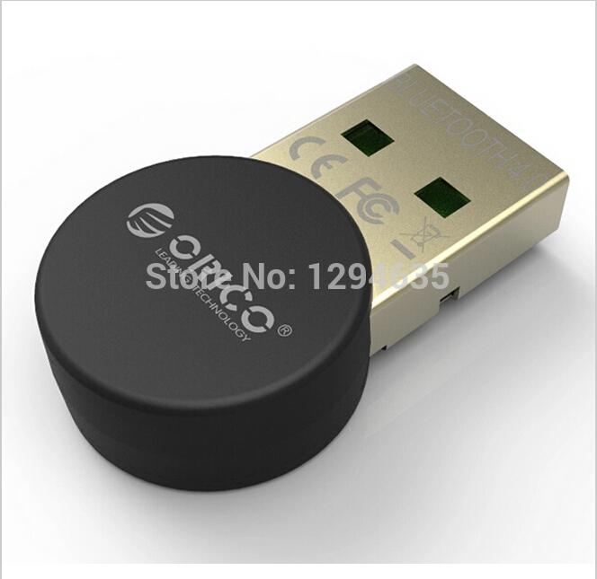 Free shipping Brand New USB 2.0/3.0 mini Bluetooth 4.0 wireless WIFI dongle adapter receiving range 20m for PC/laptop ORICO(China (Mainland))
