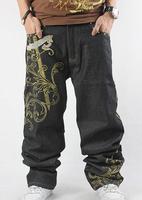 Fashion High Quality Gentleman Retro Cotton Brand Mens Jeans Men Jeans Famous Brand True Jeans New 2014 Hip-hop Street Culture
