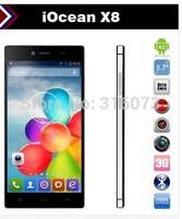 Original iOcean X8 5.7 inch FHD IPS MTK6592 Octa Core Android 4.2 WCDMA 2GB Ram 32GB Rom Moblie Phone Wifi Bluetooth GPS 3G