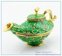 Mysterious Aladdin magic lamp shape jewelry box  SCJ950