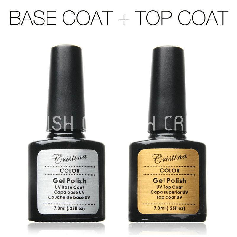 Crislish Top Coat Primer Base