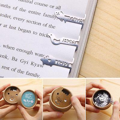 40pcs HOLY ANIMAL Steel mini BOOKMARK clip type christian bible religious item(China (Mainland))