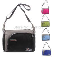 2014 Fashion Cross body bag Handbag tote bag shoulder purse satchel messenger sport travel bag Nylon seven color