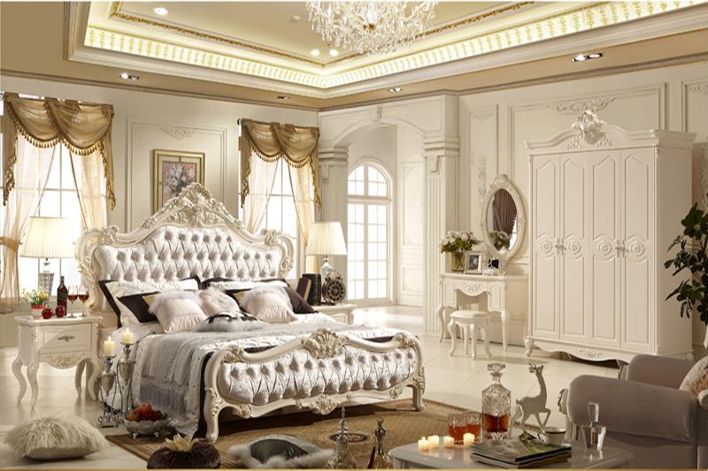 Chambre A Coucher Lit King Size : Gros cuir lit king size en Ligne à ...