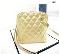2014 new leisure fashion rhombic package shell small bag shoulder handbags