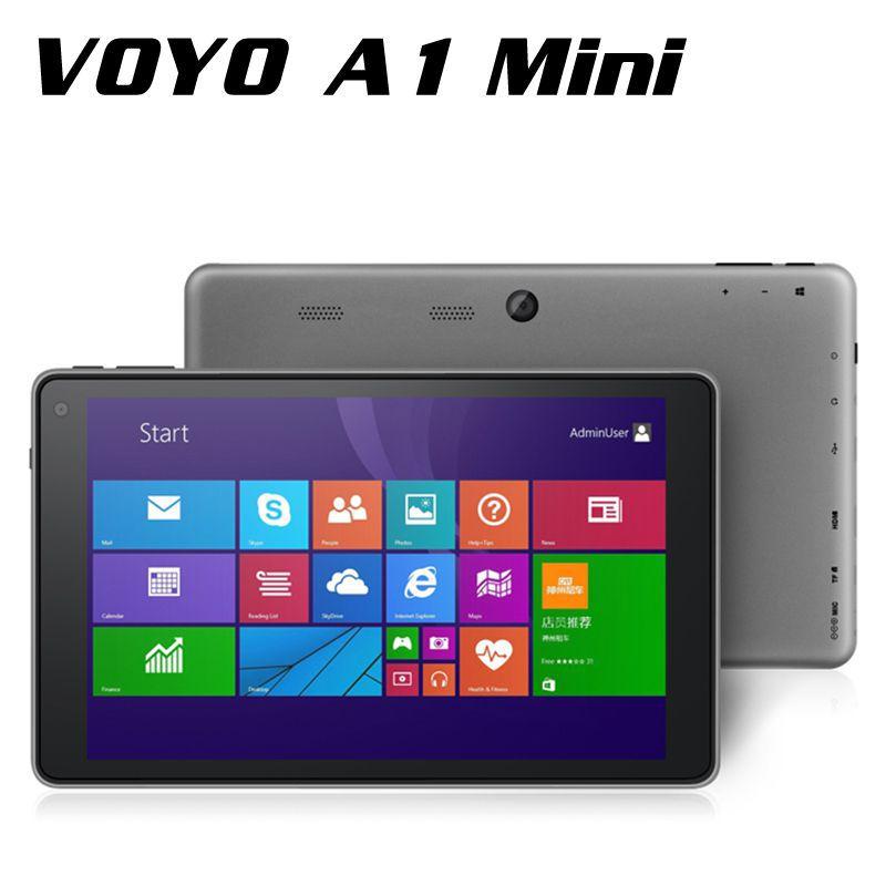 Original VOYO A1 Mini 8 Inch Windows 8 Intel Tablet PC Baytrail-T 1.33GHz Quad Core 2GB/32GB 1280X800 HDMI OTG WIFI Y30 PB0165A1(China (Mainland))