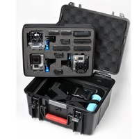Smatree Newest GA700-3 High-Capacity ABS Material Watertight Hard Case for GoPro HD Hero 1,Hero 2, Hero 3, Hero 3+ Cameras