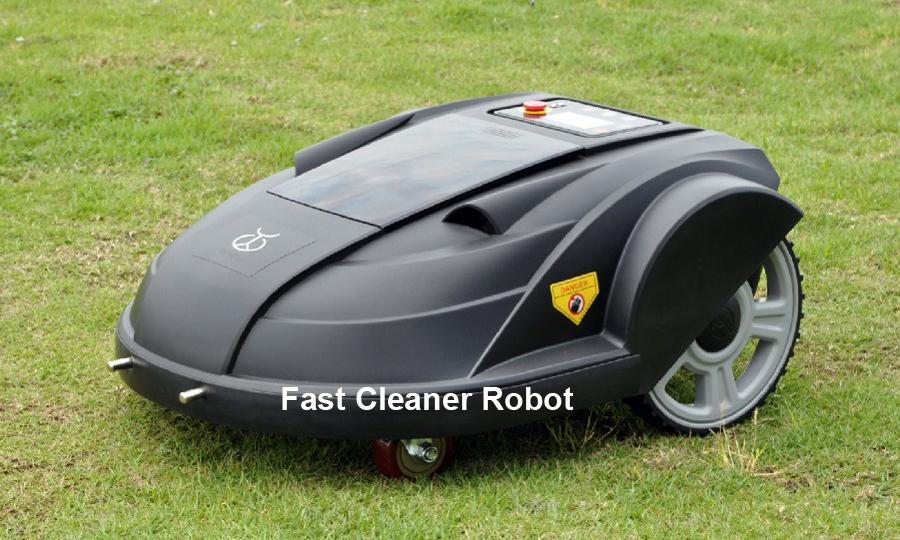 2015 Newest 3rd Generation with Newest Range Function, Ultrasonic Sensor, Subarea Setting Robot Garden Mower /Robot Grass Cutter(China (Mainland))