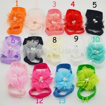 wholesale infant black sandals