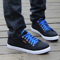 New 2014 Men Fashion leisure Skateboard Shoes Campus Men Casual Sneaker  Running Flat Shoes