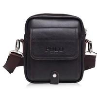 bag lona PU leather man Business bags 2014 new  purses fashion men shoulder bag diagonal  high quality saco de lona dos homens