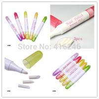 10pcs Fashion Simpleness Clean Up Refillable Corrector Remover Pen Nail Art Polish