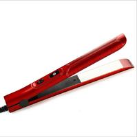 New 2014 Mini Portable Ceramic style Hair Straightener professional Curler Tourmaline Pulls brand Corrugated Iron Styling Tools
