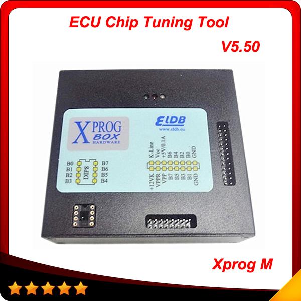 2015 Latest Version XPROGM V5.50 ECU PROGRAMMER XPROG M 5.50 Universal Eeprom Chip Programmer XPROG-box V5.50 free shipping(China (Mainland))