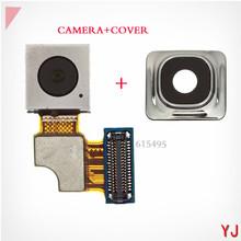 Original For Samsung Galaxy S3 i9300 i9305 T999 I747 Rear Back Camera Big Main Camera Flex Cable + Camera Lens Len Cover 8MP