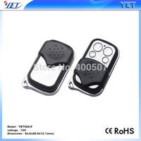 DC12V 315Mhz 433Mhz Wireless remote control gate remote control duplicator