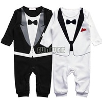 cartoon animal style cotton-padded baby's romper baby Ladybug and cows wram body suit autumn and winter clothing #2 19873